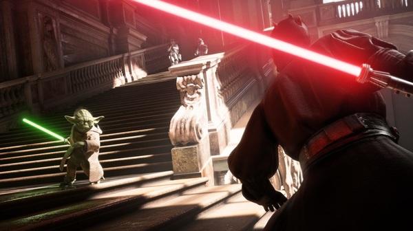 Скандальная Star Wars Battlefront II продаётся вдвое хуже оригинала