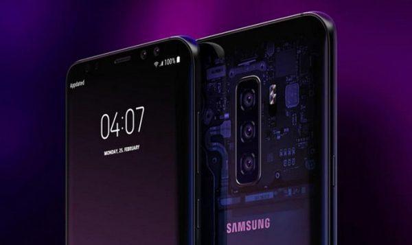 Samsung Galaxy S10+ может получить сразу пять камер
