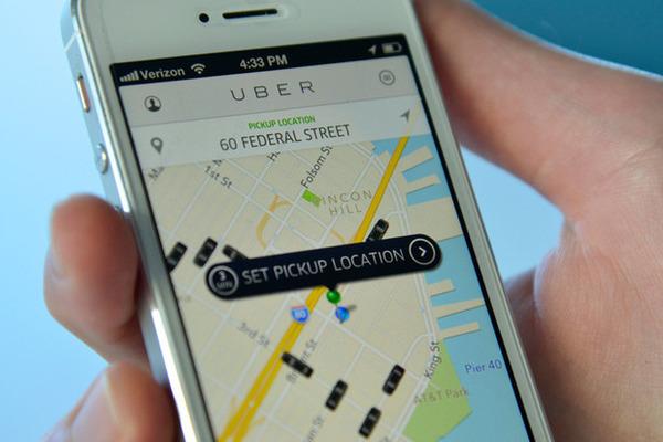 Uber отказалась от сотрудничества с сервисами Apple