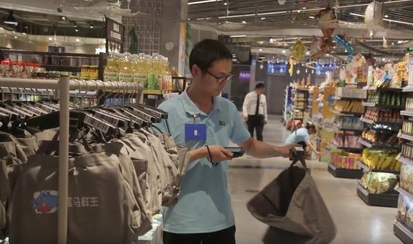 Alibaba начала активнее завоевывать рынок оффлайн торговли