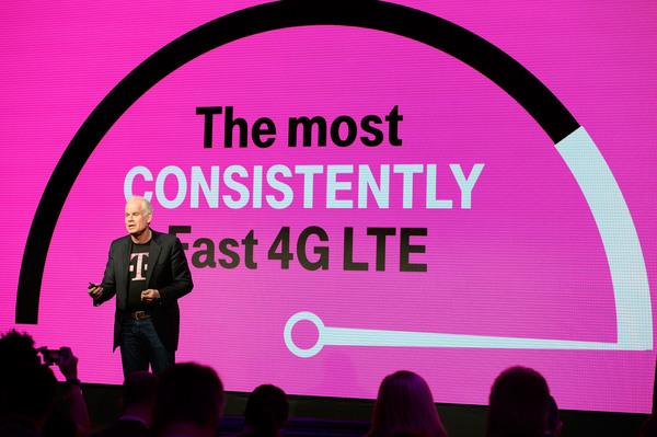 T-Mobile достигла рекордной скорости в 4G-сети