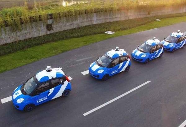 Baidu откроет платформу для создания беспилотных машин сторонним компаниям
