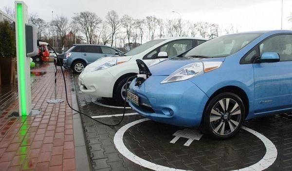 Украинский рынок электромобилей с начала года вырос на 60%