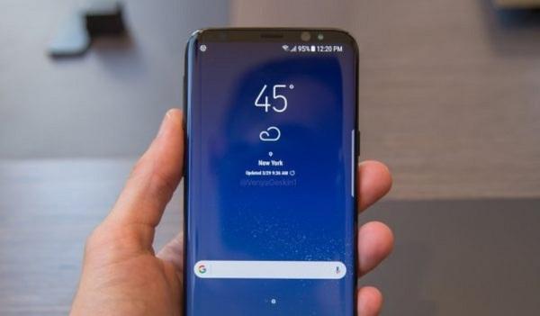 Samsung Galaxy S9 представят в феврале