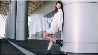 Украинцы за два часа собрали необходимые средства на платье-трансформер на Kickstarter