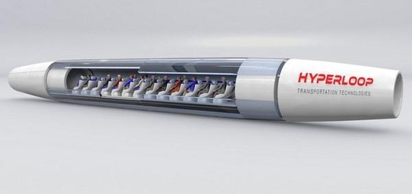В Hyperloop приступили к созданию первой пассажирской капсулы