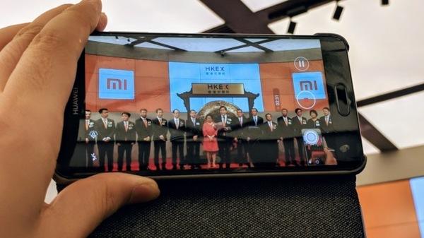 Xiaomi вышла на биржу с оценкой в $54 млрд