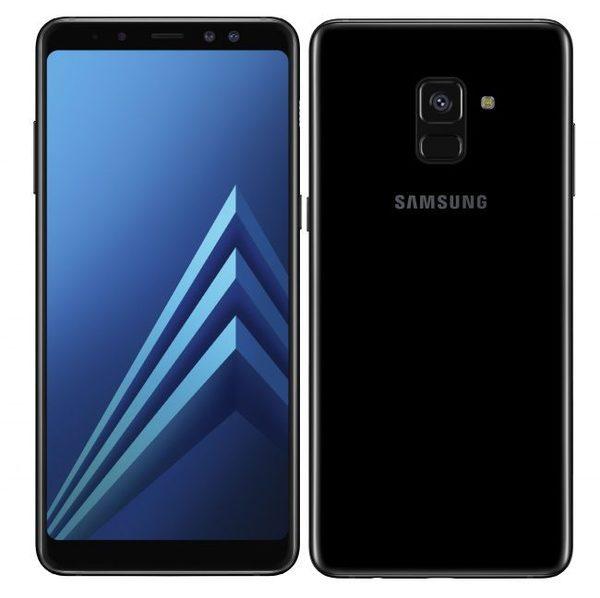 Samsung представила Galaxy A8 и A8+ линейки 2018 года