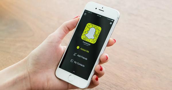 В Snapchat найдена скрытая функция покупок по фотографии