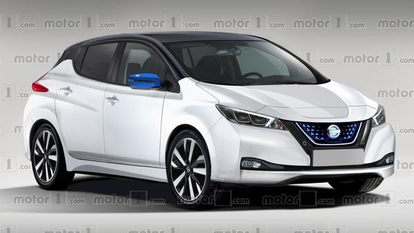 В сети появился рендер новой версии самого популярного электромобиля Украины