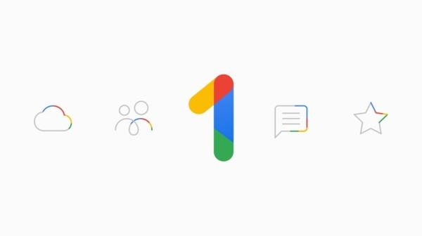 Google переименует сервис Drive в Google One