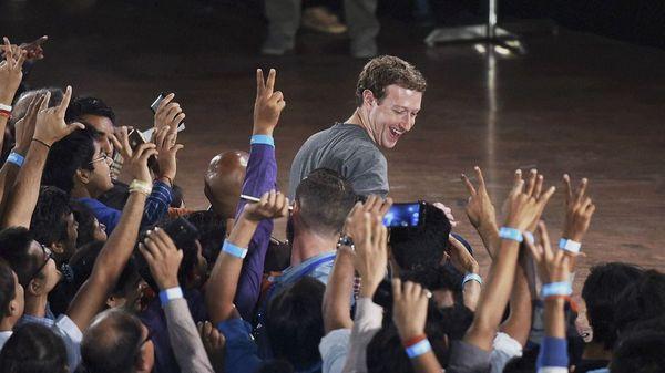 Facebook обеспечил интернетом жителей отдаленных индийских поселков
