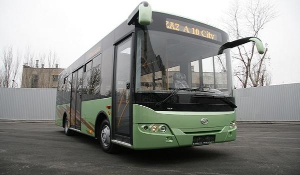 В 2018 году ЗАЗ выпустит собственный электроавтобус