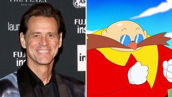 Джим Керри может сыграть главного злодея в экранизации Sonic