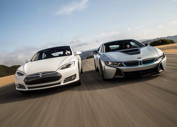 audi выпустит конкурента электромобилю tesla model s