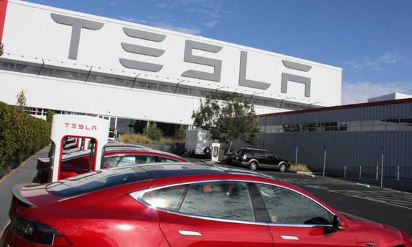 Рыночная стоимость Tesla превзошла Ford