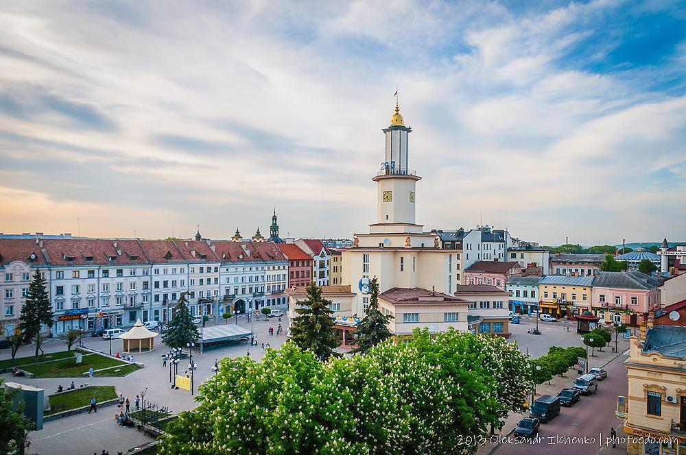 3G от Vodafone появился в Ивано-Франковске и Херсоне