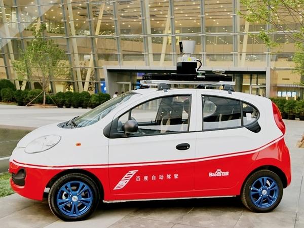 В основу самоуправляемого автомобиля Baidu положена модель Chery eQ