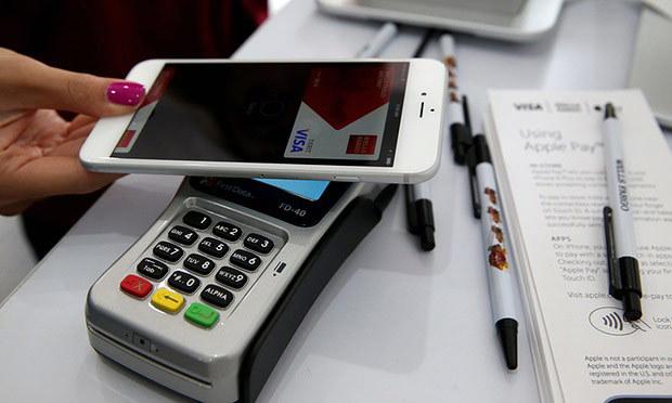 Apple Pay официально запущен в Китае