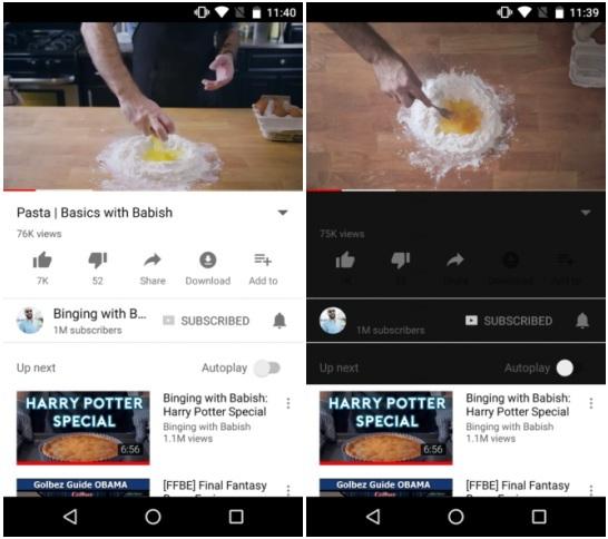 В мобильном клиенте YouTube появится давно ожидаемая функция