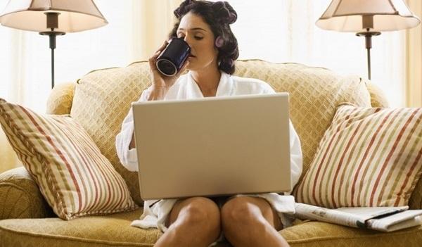 Люди стали меньше «сидеть» в интернете с настольных компьютеров