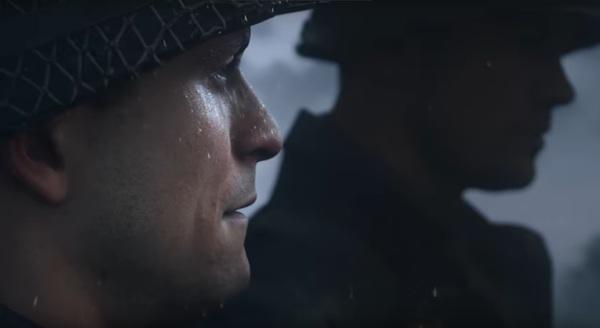 Опубликован первый трейлер Call of Duty: WWII