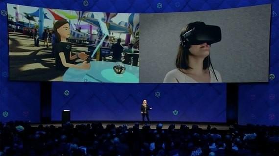 Facebook запустил новый социальный сервис для владельцев VR-шлемов Oculus