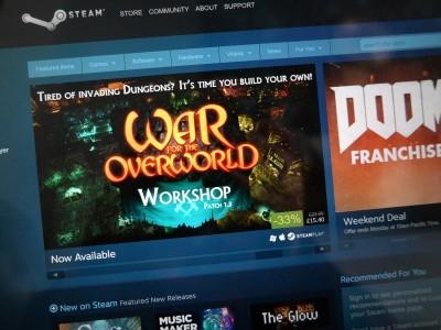 Windows 10 опередила «семерку» по популярности среди пользователей Steam