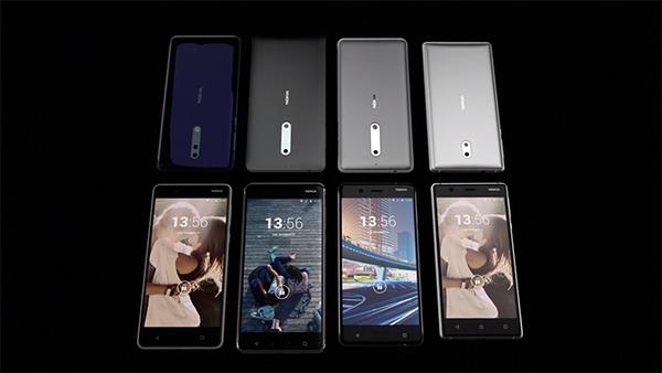 Грядущие флагманы Nokia впервые показались на видео