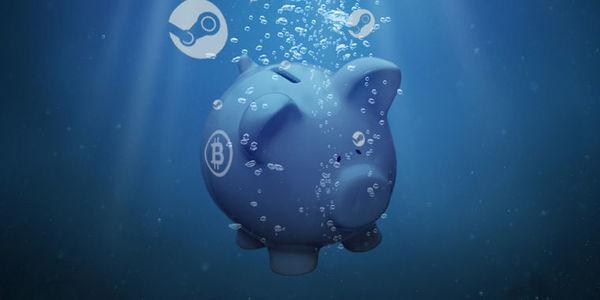 Игровая платформа Steam прекратила принимать платежи в биткоинах из-за колебаний курса