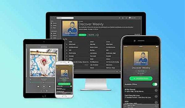Количество платных подписчиков Spotify достигло 50 миллионов