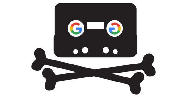 Google Drive превращается в крупный распространитель пиратского контента