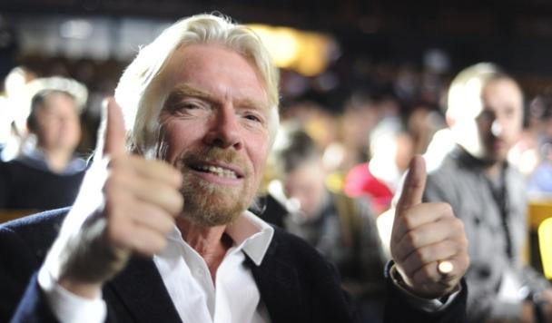Брэнсон намерен вкладывать деньги в украинские стартапы