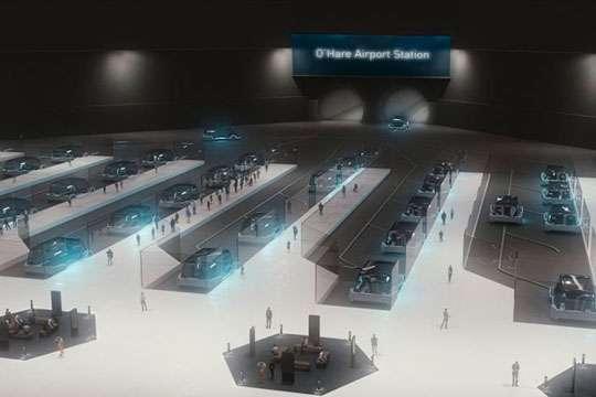 Илон Маск построит скоростную подземную железную дорогу в чикагский аэропорт