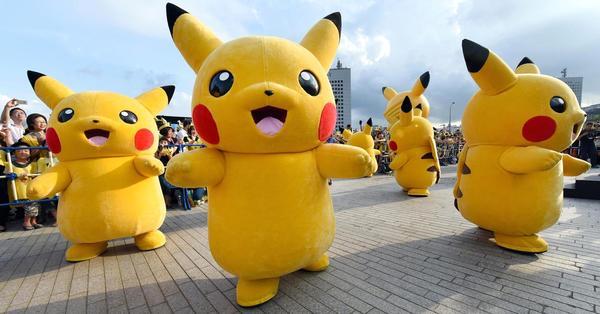 Pokemon GO заработал $5 миллионов за один день