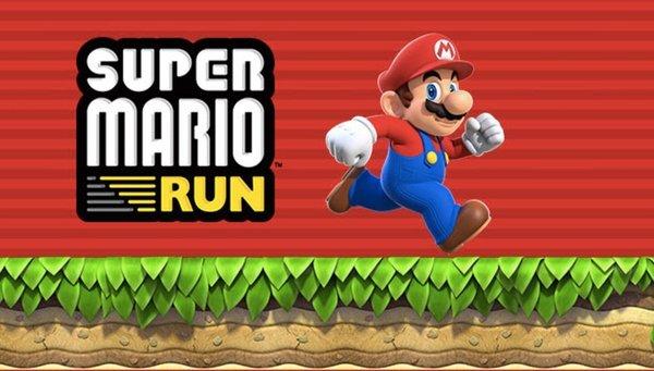 Super Mario Run дебютировал на Android