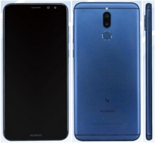 Huawei готовит четырехкамерный смартфон