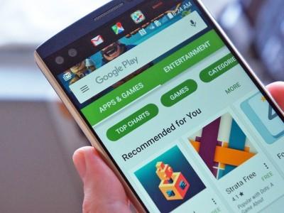 Google обновил интерфейс поиска приложений через Google Play