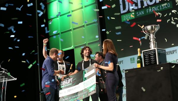 Украинский проект выиграл престижный конкурс стартапов