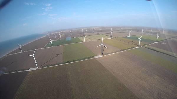 В Запорожье может появиться крупнейшая в Европе ветроэлектростанция