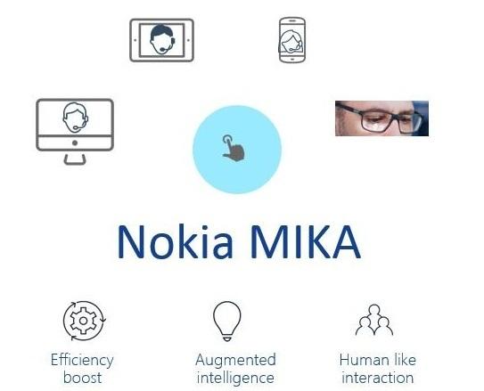 Nokia выпустила голосовой ассистент MIKA