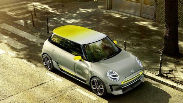 BMW хочет превратить Mini в сугубо электромобильный бренд в США