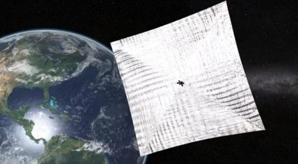 Запуск солнечного паруса нового поколения на околоземную орбиту состоится этим летом