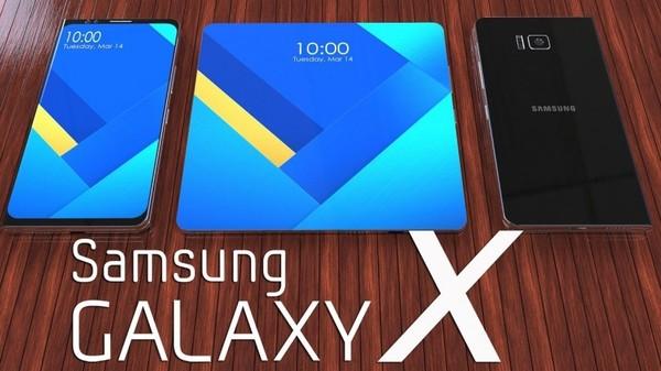 Складной смартфон Samsung совсем будет не таким, как представлялось ранее