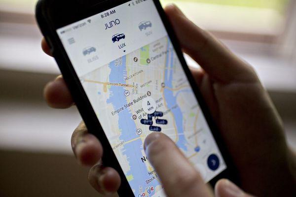 Такси-сервис Gett собирается продать бизнес в США