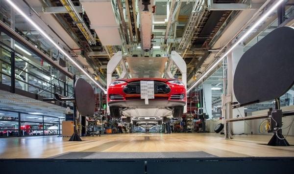 Tesla Model Y будет построена на новой платформе