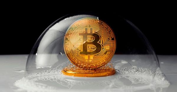 Bitcoin назвали третьим по величине финансовым пузырем в мировой истории