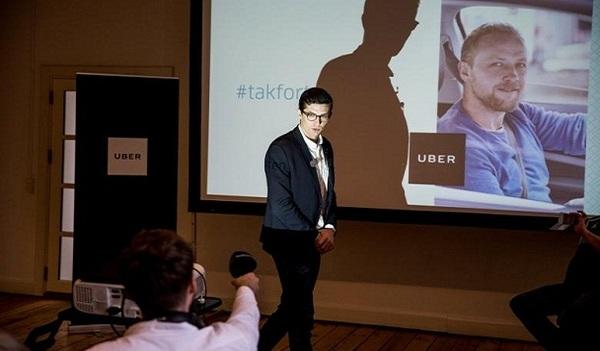 Uber прекращает работу в Дании из-за ужесточения требований к такси