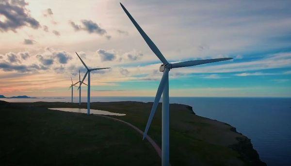 В рамках одного дня ветровые турбины обеспечили 200% энергопотребностей Шотландии