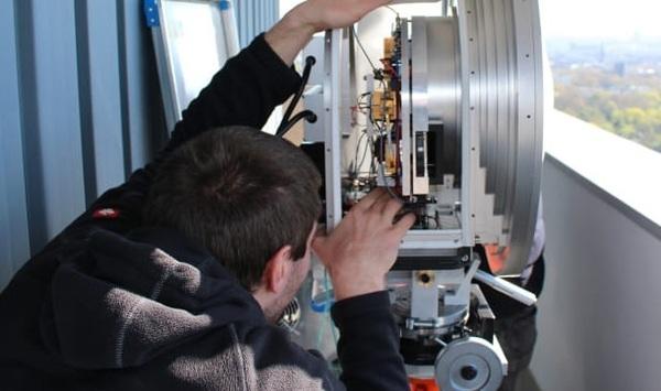 Немецкие ученые установили рекорд по скорости беспроводной передачи данных